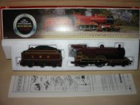 Hornby Railways 4-4-0 Compound Locomotive With Smoke